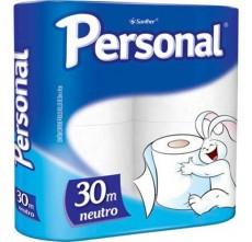 Papel higiênico Personal 30m