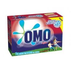 Sabão em pó Omo caixa - 1kg