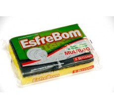 Esponja dupla face Bettanin Esfrebom