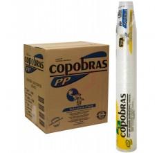 Copo descartável Copobras PP - 300mL