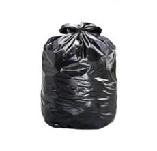 Saco para lixo 110 litros lp. preto 75x105